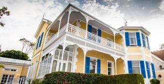 The Walden House - Ciudad del Cabo - Edificio