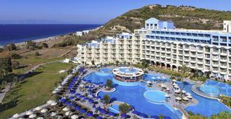 Atrium Platinum Luxury Resort Hotel & Spa - Rodas - Edificio