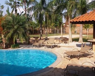 Hotel Fazenda-Pousada Tropical Vereda - Olímpia - Pool