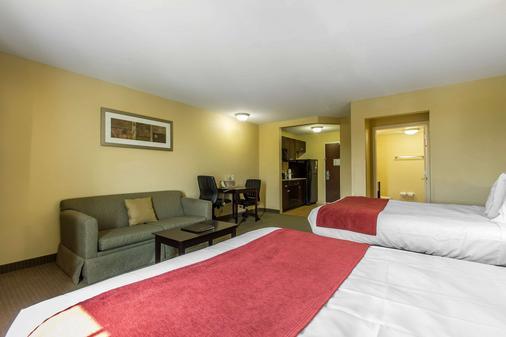 MainStay Suites Camp Lejeune - Jacksonville - Makuuhuone