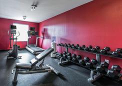 MainStay Suites Camp Lejeune - Jacksonville - Gym