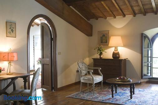 Hotel Torre di Bellosguardo - Florence - Living room