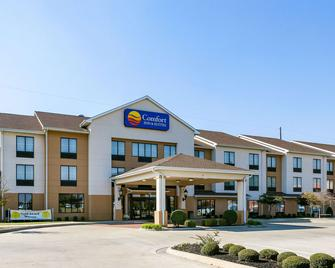 Comfort Inn & Suites - Blytheville - Building