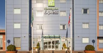 Holiday Inn Express Oxford - Kassam Stadium - Oxford - Edificio
