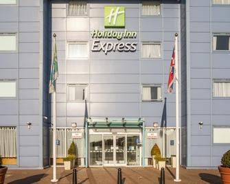 Holiday Inn Express Oxford - Kassam Stadium - Oxford - Building