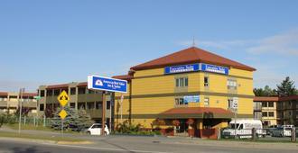 Americas Best Value Inn & Suites Anchorage Airport - Anchorage - Edifício