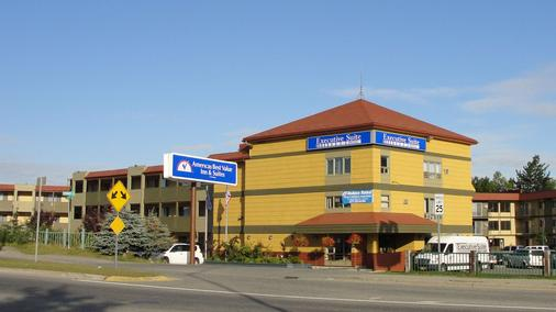Americas Best Value Inn & Suites Anchorage Airport - Ανκορέιτζ - Κτίριο