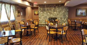 Americas Best Value Inn & Suites Anchorage Airport - אנקוראג' - מסעדה