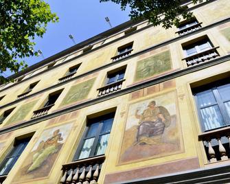 Catalonia Eixample 1864 - Barcelona - Building