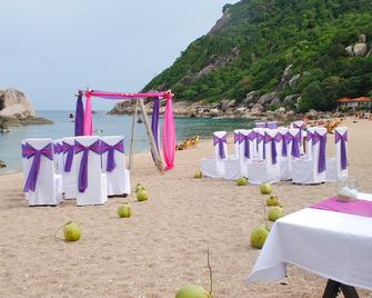 Montalay Beach Resort - Ko Tao - Banquet hall