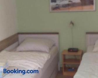 Ferienwohnung Fliederweg - Suhl - Schlafzimmer