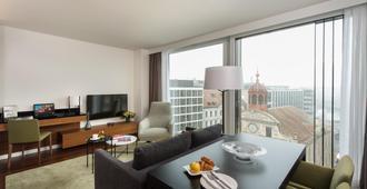 Fraser Suites Geneva - Serviced Apartments - Geneva - Living room