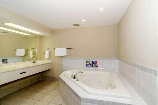 紐華克 6 號汽車旅館 - 紐華克 - 紐瓦克 - 浴室