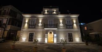 Villa Adua - Tropea - Gebäude