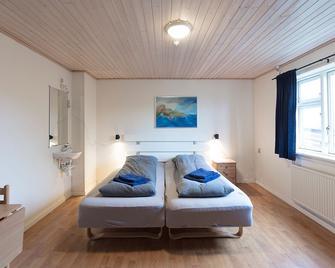 62N Guesthouse - Tórshavn - Slaapkamer