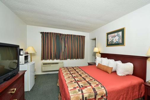 Americas Best Value Inn Chico - Chico - Bedroom