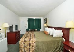 美洲最優價值酒店 - 奇科 - 奇科 - 臥室