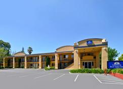 Americas Best Value Inn Chico - Chico - Building