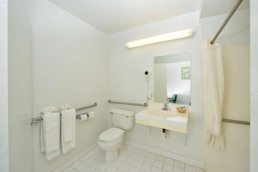 Americas Best Value Inn Chico - Chico - Bathroom