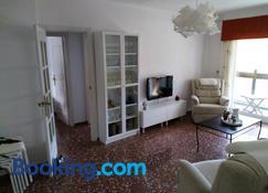 Apartamento Ciudad Jardín - Cartagena - Wohnzimmer