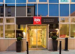 Ibis Paris Porte de Vanves Parc Des Expositions - Vanves - Edifício