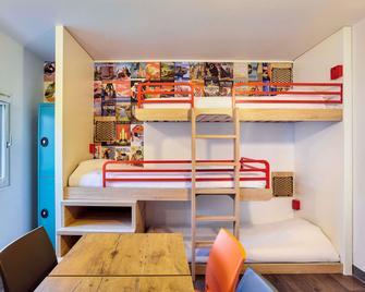 Hotelf1 Chaumont - Chaumont - Schlafzimmer