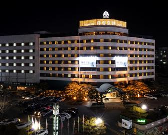 Yousung Hotel - Daejeon - Building