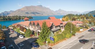 Copthorne Hotel And Resort Queenstown Lakefront - Queenstown - Bâtiment