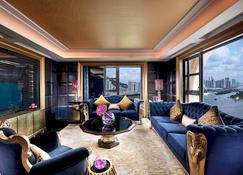 سوفيتيل ماكاو آت بونت 16 - Macau - غرفة معيشة