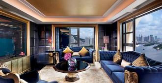 Sofitel Macau at Ponte 16 - Macau - סלון