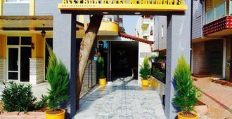 Ale Park Hotel - Αντάλια - Κτίριο