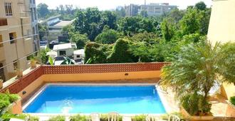 Apartahotel Drake Bolívar - Santo Domingo - Pool