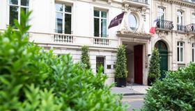 Intercontinental Paris Avenue Marceau - Paryż - Budynek