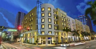 Hyatt Place West Palm Beach Downtown - West Palm Beach - Building