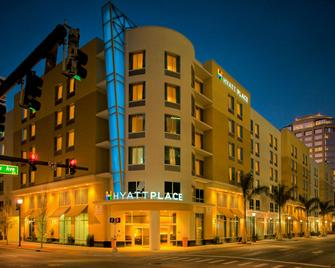 Hyatt Place West Palm Beach Downtown - West Palm Beach - Edificio