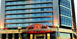Tianjin Jinbin International Hotel - Tianjin - Building