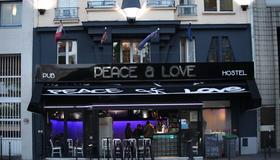 Peace & Love - Hostel - París - Edificio