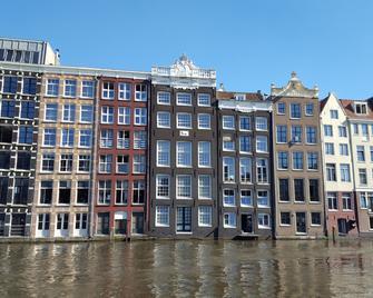 โฮเทล โอลด์ ควอร์เตอร์ - อัมสเตอร์ดัม - อาคาร