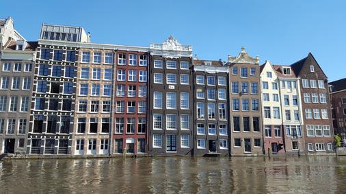 Hotel Old Quarter - Amsterdam - Toà nhà