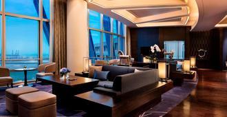 深圳前海華僑城jw萬豪酒店 - 深圳 - 休閒室
