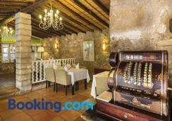Protur Residencia Son Floriana - Cala Bona - Restaurant