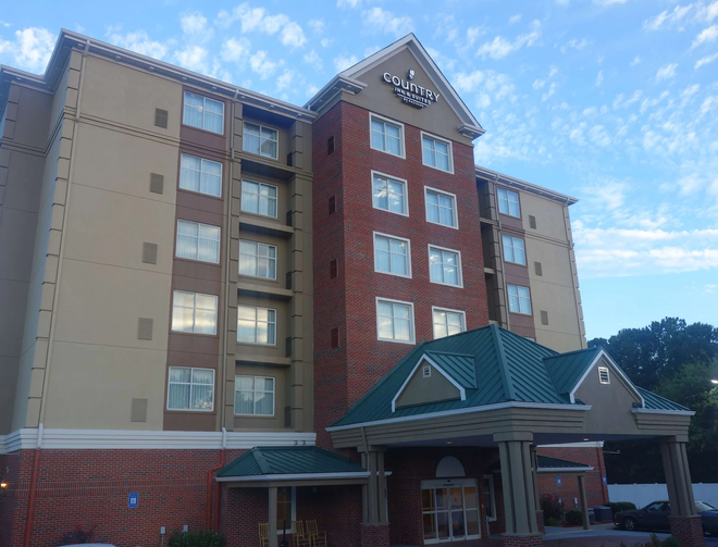 Country Inn & Suites by Radisson, Conyers, GA - Conyers - Building