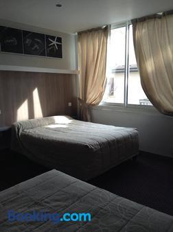 Hôtel Du Stade - Dijon - Phòng ngủ