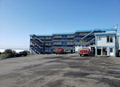 Seagull Beach Front Motel - Lincoln City - Bygning