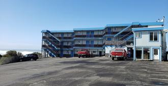 Seagull Beach Front Motel - Lincoln City - Building