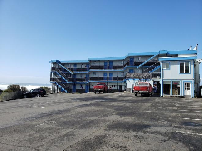 Seagull Beach Front Motel - Lincoln City - Κτίριο