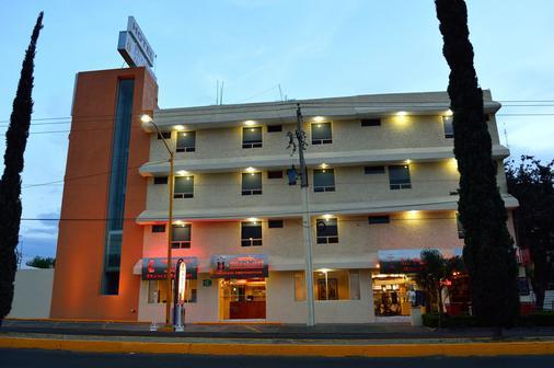 Hotel Elizabeth Ciudad Deportiva - Aguascalientes - Κτίριο