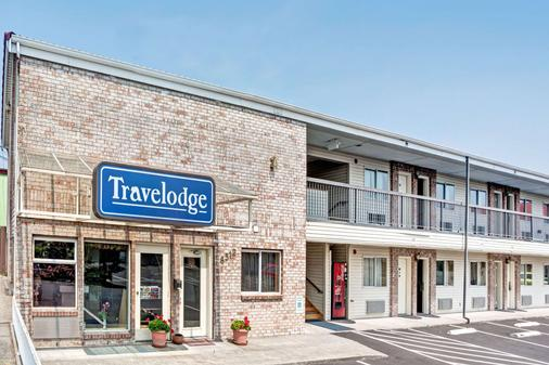 Travelodge by Wyndham Seattle North of Downtown - Seattle - Building