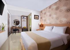 The Cube Hotel - Yogyakarta - Κρεβατοκάμαρα