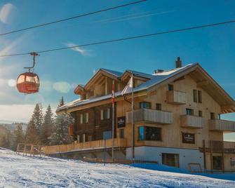 Rinderberg Swiss Alpine Lodge - Zweisimmen - Gebäude